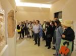Μουσείο Μαραθώνα. Τα μέλη μας ξεναγούνται από την Ομότιμη καθηγήτρια του Πανεπιστημίου Αθηνών, κυρία Μαρία Παντελίδου-Γκόφα.